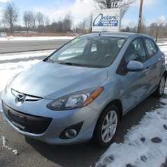 Used 2013 Mazda Mazda2 Touring Hatchback for sale near Rochester