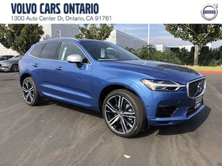 New Volvo in 2019 Volvo XC60 Hybrid T8 R-Design SUV Ontario, CA