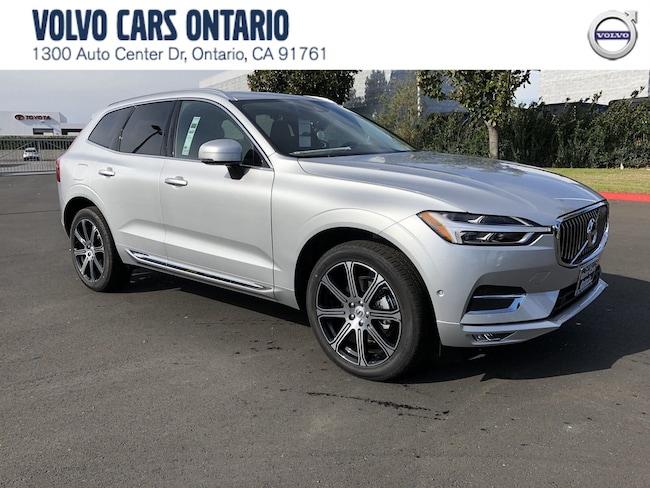 New 2019 Volvo XC60 T5 Inscription SUV in Ontario, CA