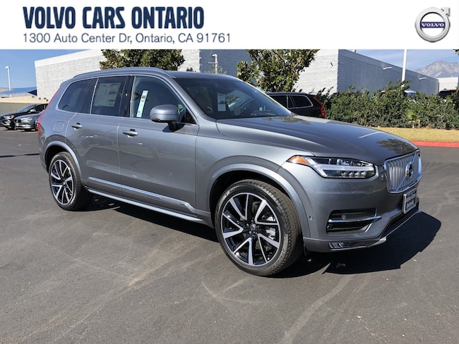 New 2019 Volvo XC90 T6 Inscription SUV in Ontario, CA