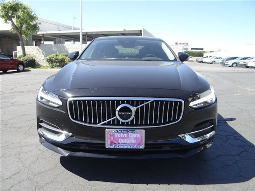 Used 2017 Volvo S90 For Sale at Volvo Cars Ontario | VIN