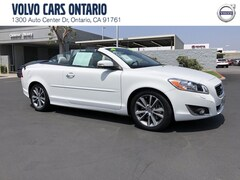 Used Volvo in 2013 Volvo C70 T5 Convertible Ontario, CA