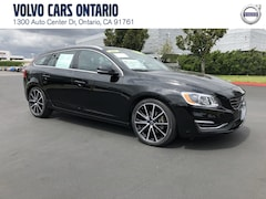 Certified Pre-Owned in 2016 Volvo V60 T5 Drive-E Platinum Wagon CPV8752 Ontario CA