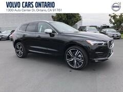 New Volvo in 2019 Volvo XC60 T6 R-Design SUV Ontario, CA
