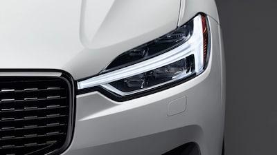 Volvo xc60-phev headlights