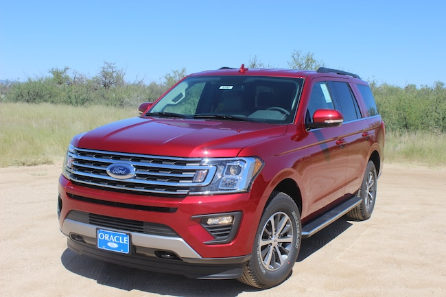 New 2018 Ford Expedition XLT SUV Tucson