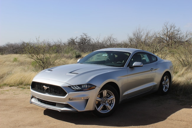 New 2019 Ford Mustang Ecoboost Coupe Tucson