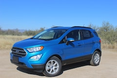 New 2018 Ford EcoSport SE Crossover for sale in Oracle, AZ