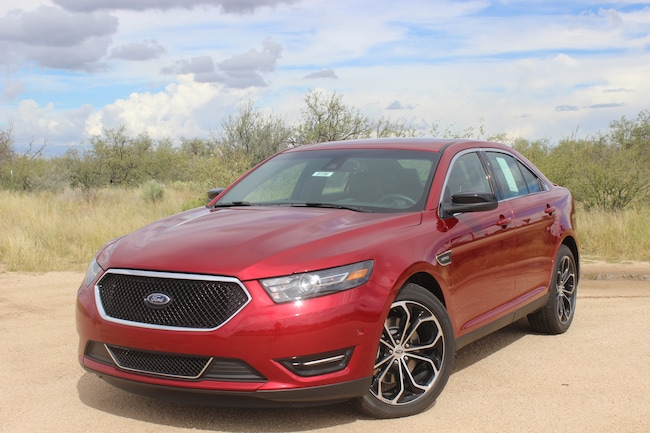 New 2018 Ford Taurus SHO Sedan Tucson