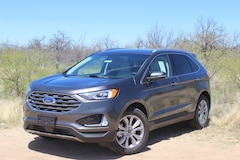 New 2019 Ford Edge Titanium Crossover for sale near Tucson, AZ