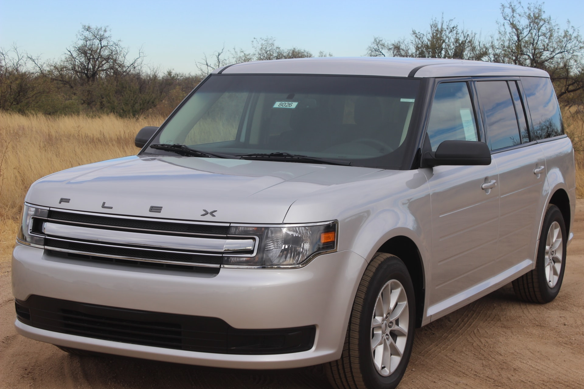 New 2018 Ford Flex SE Crossover for sale near Tucson, AZ