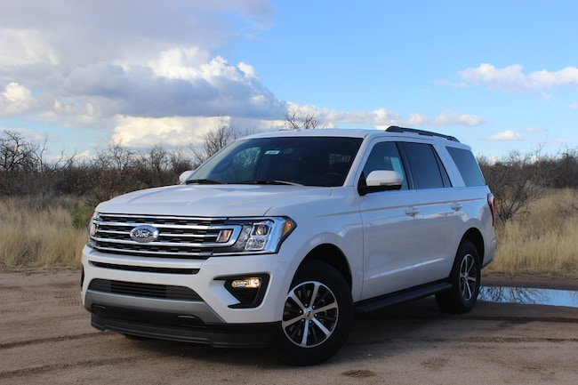 New 2019 Ford Expedition XLT SUV Tucson