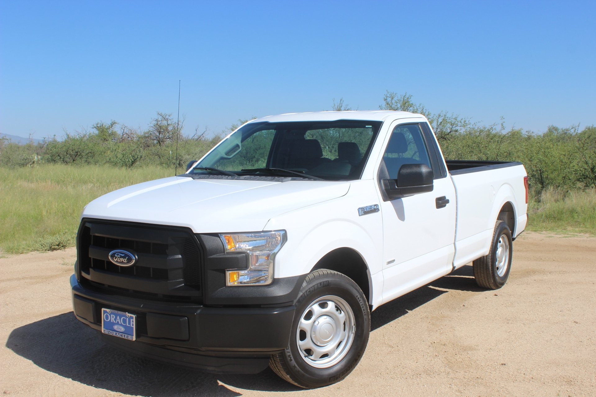 Used 2016 Ford F-150 XL Truck for sale in Oracle, AZ
