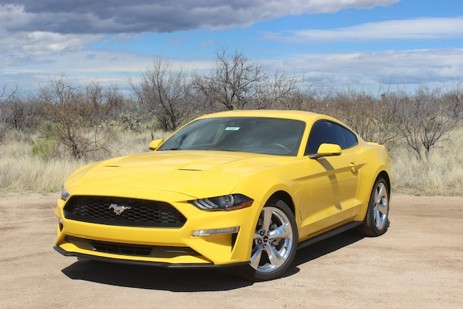 New 2018 Ford Mustang Ecoboost Premium Coupe Tucson