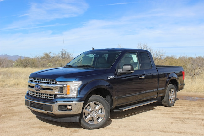 New 2019 Ford F-150 XLT Truck Tucson