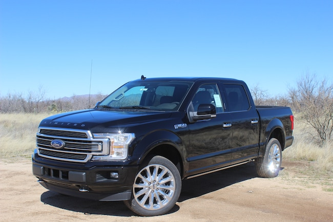 New 2019 Ford F-150 Limited Truck Tucson