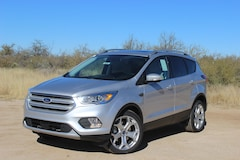 New 2019 Ford Escape Titanium SUV for sale in Oracle, AZ