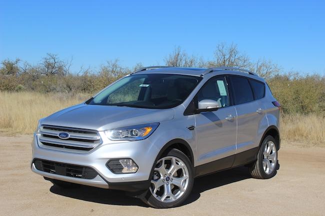 New 2019 Ford Escape Titanium SUV Tucson