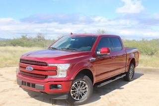 2018 Ford F-150 Lariat Truck for sale near Tucson