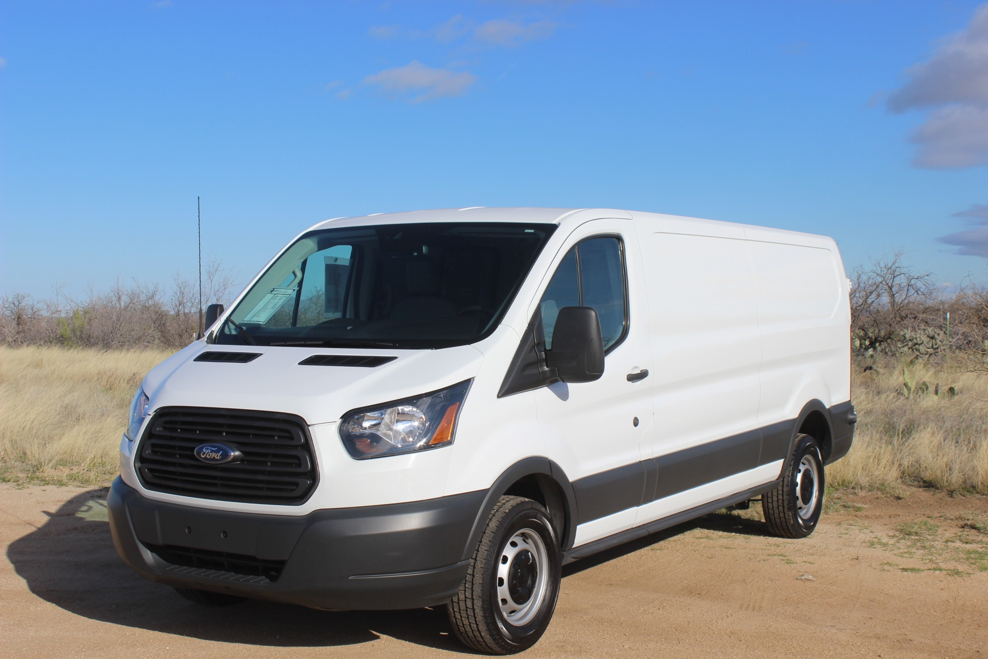 Used 2018 Ford Transit-250 Base Cargo Van for sale in Oracle, AZ