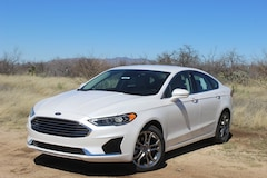 New 2019 Ford Fusion SEL Sedan for sale in Oracle, AZ
