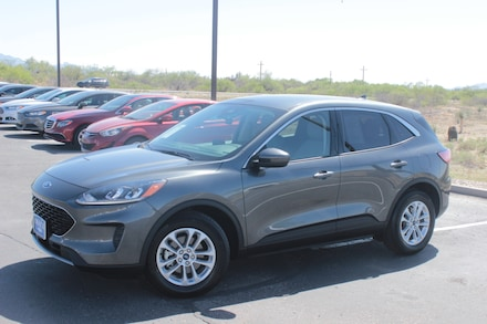 Used 2020 Ford Escape SE SUV for sale in Oracle, AZ