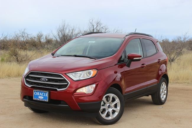 New 2019 Ford EcoSport SE Crossover Tucson