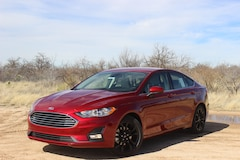 New 2019 Ford Fusion SE Sedan for sale in Oracle, AZ