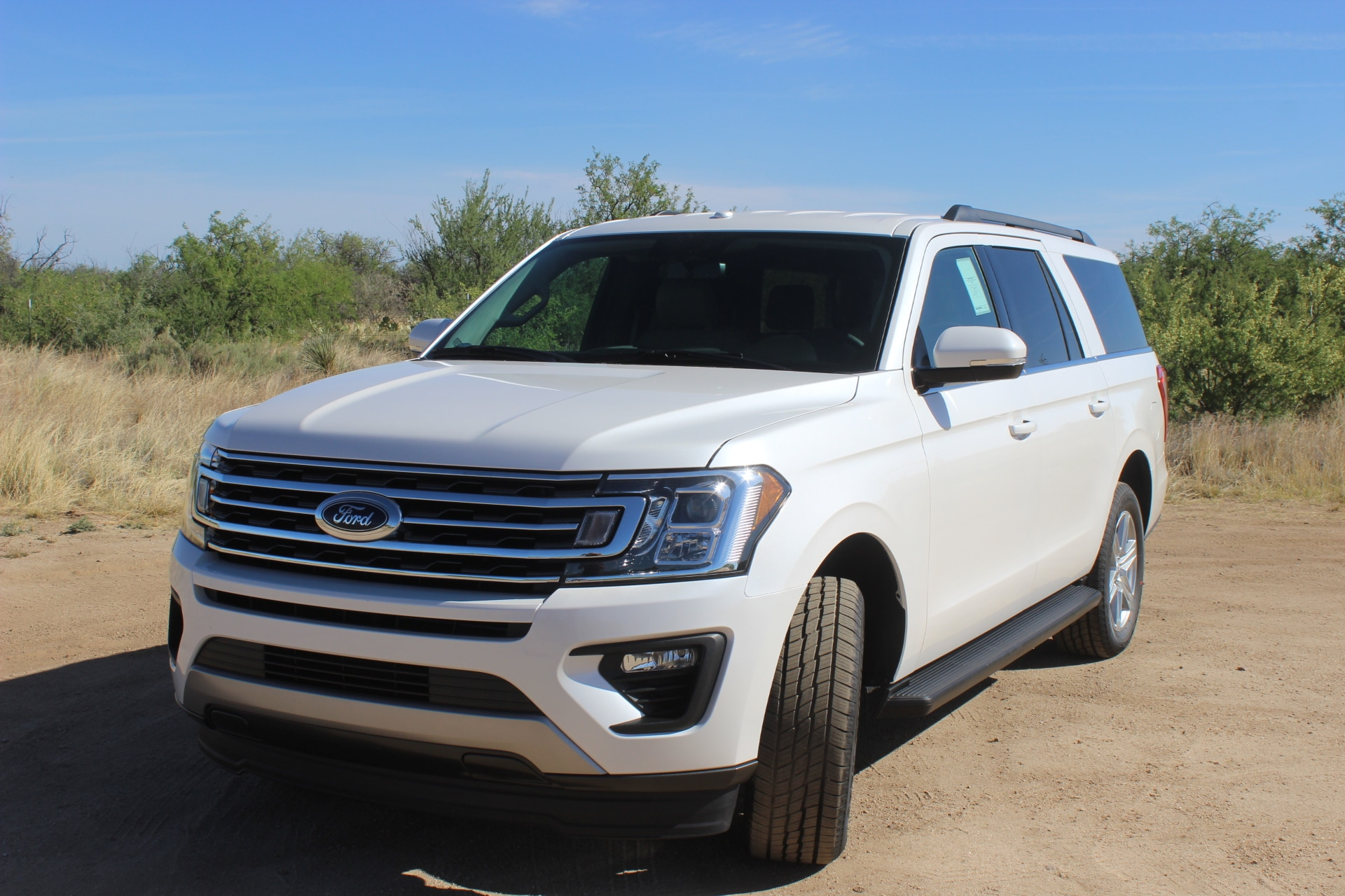 Used 2018 Ford Expedition Max XLT SUV for sale in Oracle, AZ