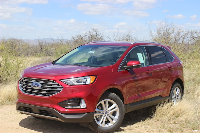New Ford Edge For Sale Near Tucson | 2019 Ford Edge Lease