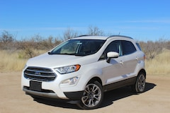 New 2019 Ford EcoSport Titanium Crossover for sale in Oracle, AZ
