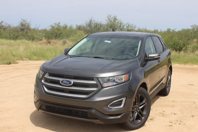 New 2018 Ford Edge SEL Crossover Tucson