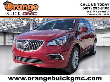 2018 Buick Envision SUV