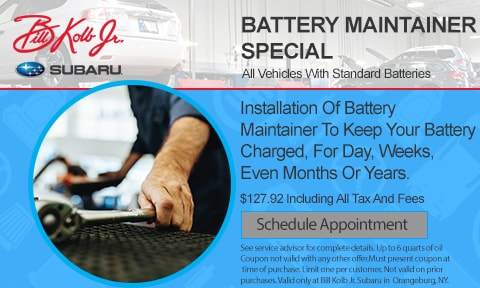 Battery Maintainer Special