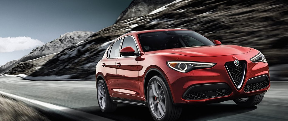 2018 Alfa Romeo Stelvio At Orange Coast Alfa Romeo Orange County