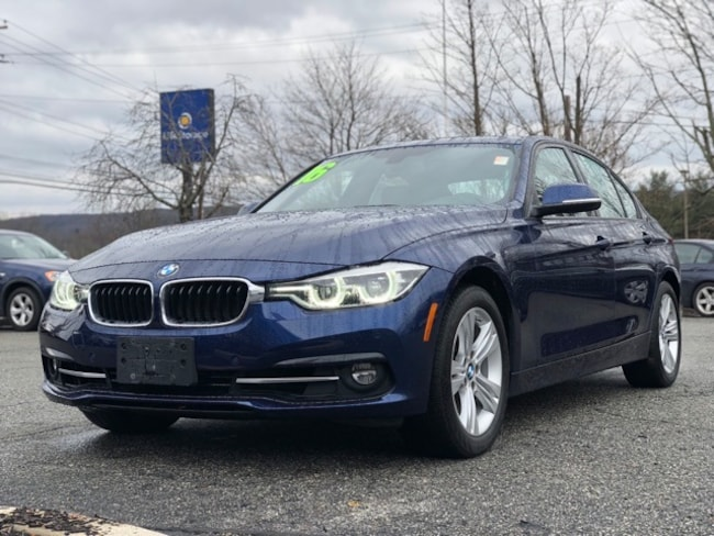 2016 BMW 328i i xDrive Sedan in Harriman, NY