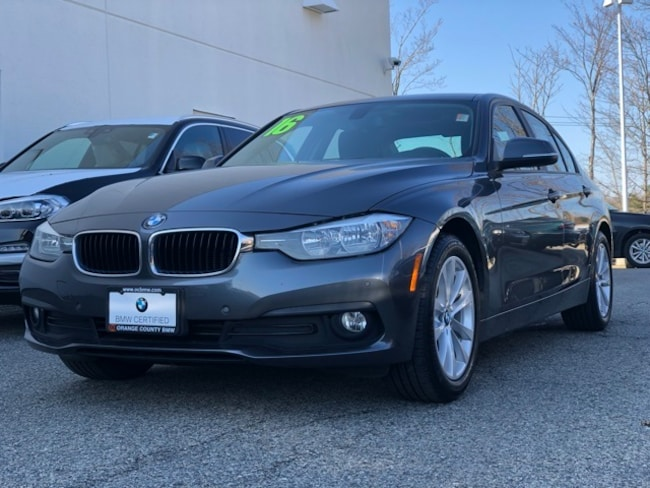 2016 BMW 320i xDrive Sedan in Harriman, NY