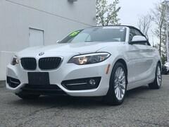 2016 BMW 228i xDrive Convertible in Harriman, NY