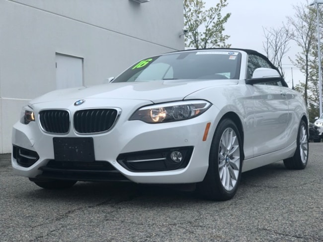 2016 BMW 228i xDrive Convertible in Harriman, NY
