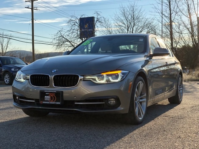 2016 BMW 340i xDrive Sedan in Harriman, NY