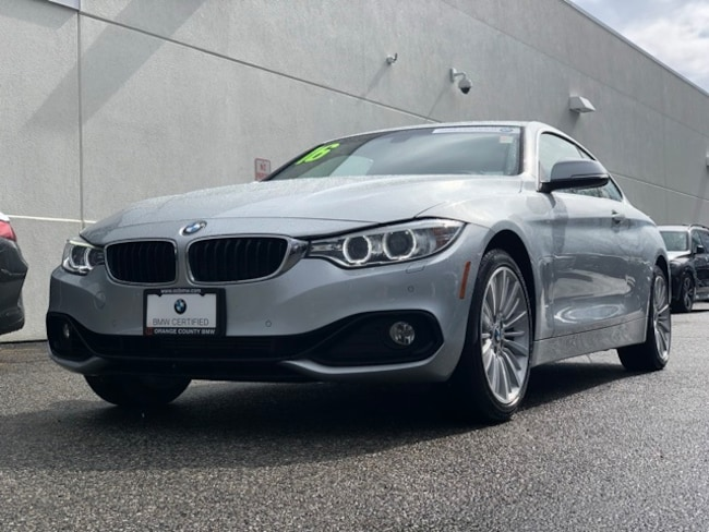 2016 BMW 428i xDrive SULEV Coupe in Harriman, NY