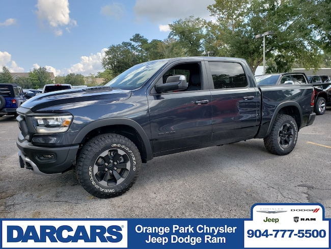 New 2019 Ram 1500 Rebel Crew Cab 4x4 5 7 Box For Sale In