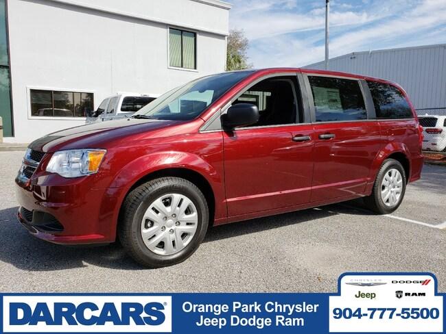 New 2019 Dodge Grand Caravan SE Passenger Van in Jacksonville