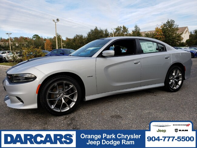 New 2019 Dodge Charger R/T RWD Sedan in Jacksonville