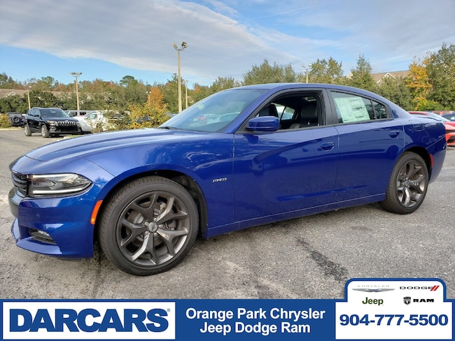 New 2018 Dodge Charger R/T RWD Sedan in Jacksonville