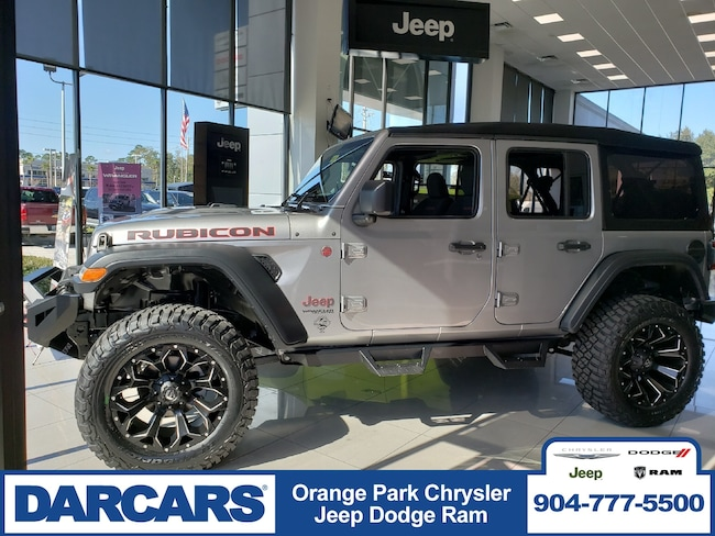 Dodge Dealership Jacksonville Fl >> New 2019 Jeep Wrangler UNLIMITED RUBICON 4X4 For Sale in ...