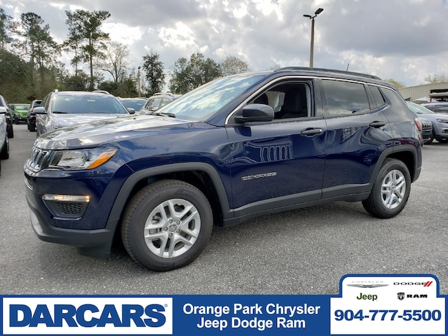 New 2019 Jeep Compass SPORT FWD Sport Utility in Jacksonville