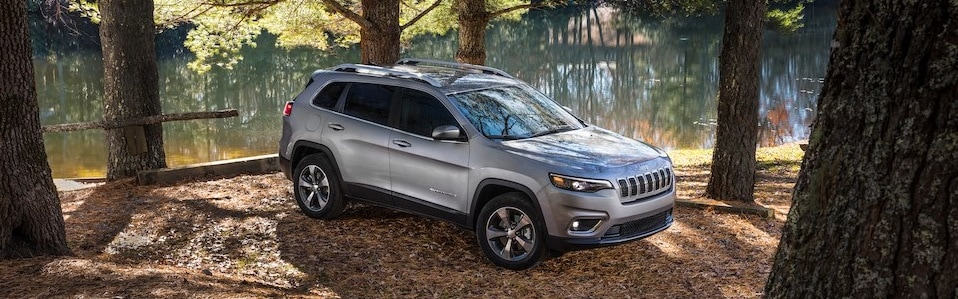 2019 Jeep Cherokee At Orange Park CDJR In Jacksonville