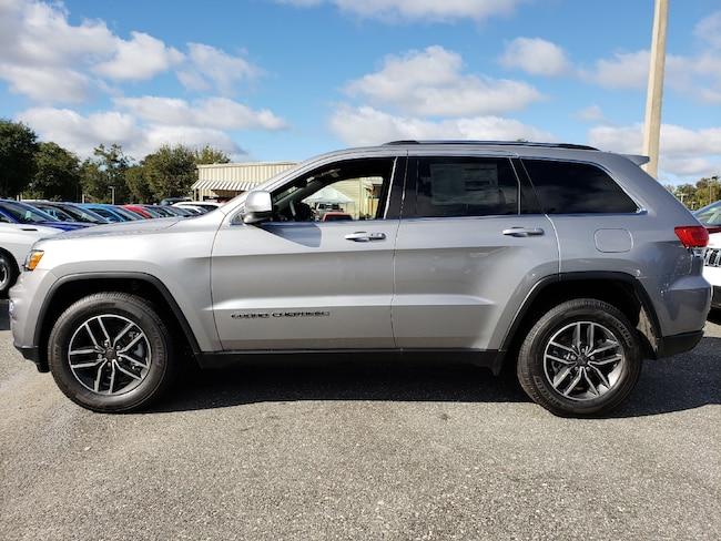 Dodge Dealership Jacksonville Fl >> New 2019 Jeep Grand Cherokee LAREDO E 4X2 For Sale in
