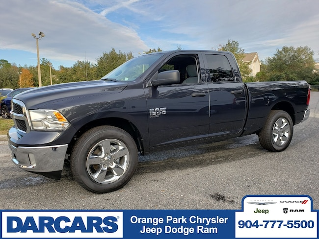 New 2019 Ram 1500 CLASSIC TRADESMAN QUAD CAB 4X2 6'4 BOX Quad Cab in Jacksonville